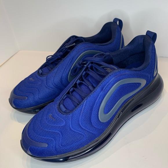 Nike Shoes | Nike Air Max 72 Deep Royal